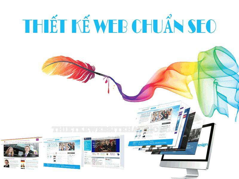 thiết kế website blog