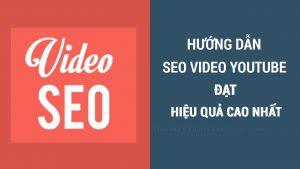seo youtube như thế nào