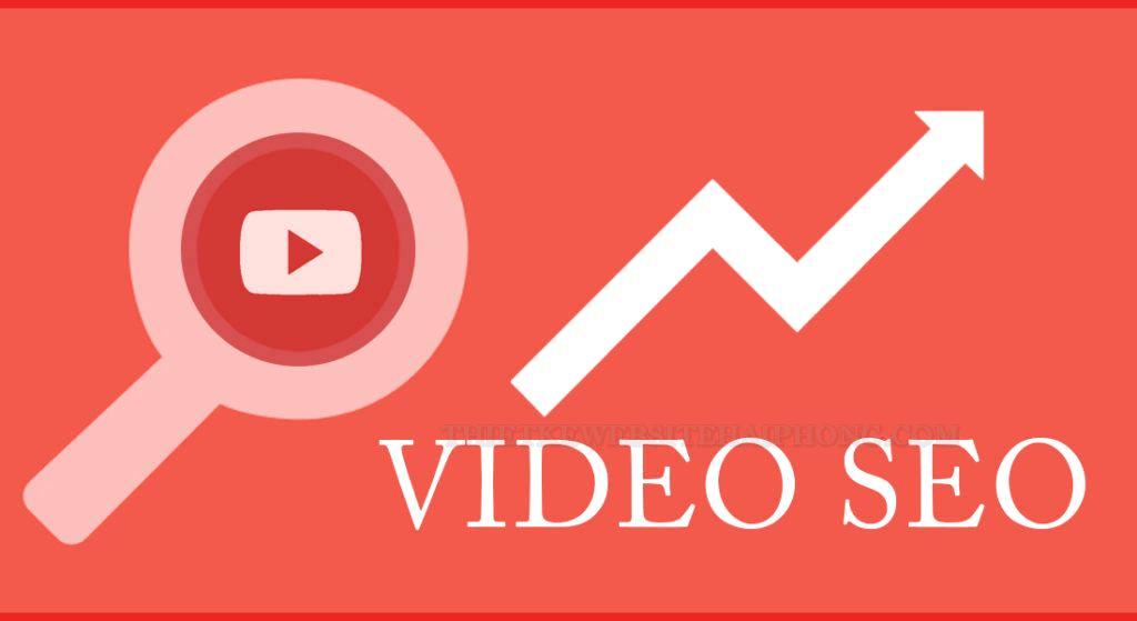 Seo youtube lên top Google