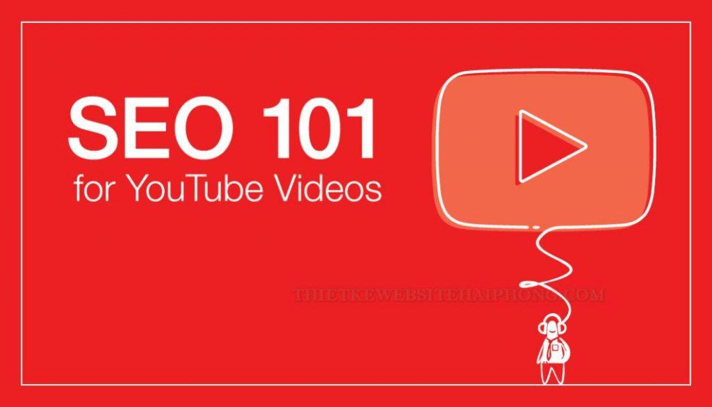 Seo youtube lên top youtube