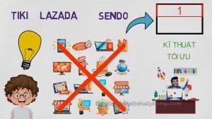 hướng dẫn kinh doanh lazada, shopee