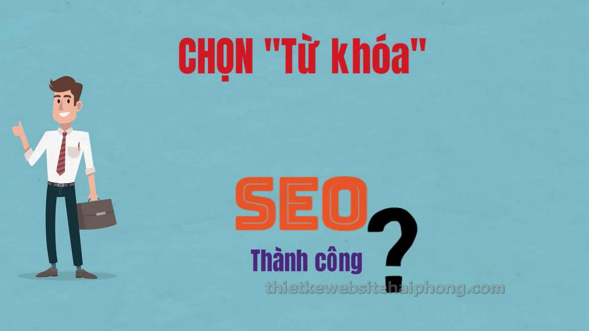 từ khóa chuẩn seo google